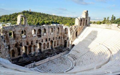 La naissance du théâtre dans la Grèce Antique