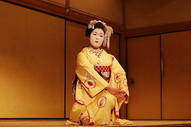 Les différentes formes de théâtre japonais