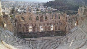 Amphiteatre grec