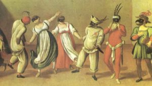 Personnages de la commedia dell'arte
